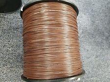 BROWN 22 AWG Gauge Stranded Hook Up Wire Kit 1000 ft Ea REEL UL1007 300 Volt