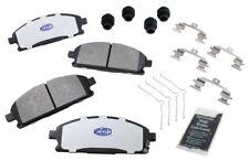 Disc Brake Pad Set-Metallic Disc Brake Pad Front fits 2004 Nissan Quest