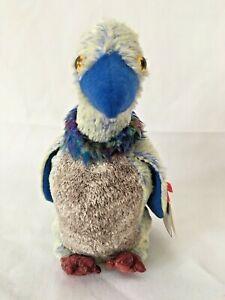 TY Beanie Baby - BUZZY the Buzzard Bird(6 inch) - MWMTs Plush Stuffed Animal Toy