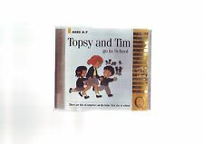 TOPSY AND TIM : GO TO SCHOOL - PC GAME - FAST POST - ORIGINAL JC EDITION