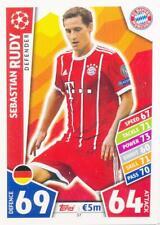 Champions League 17/18 - 57 - Sebastian Rudy - FC Bayern München