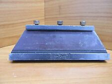 VALENITE LATHE CUT OFF TOOL VDG-64S W/ VDG-10 SEE PHOTOS FREE SHIPPING QE