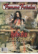 Femme Fatales Magazine- Comics Sultry Gen 13 FAKK 2 Vol 8 #5- W16