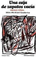 Una Caja de Zapatos Vacia (Coleccion Teatro) (Spanish Edition)-ExLibrary
