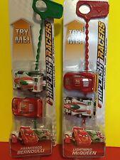 Disney Pixar Cars Riplash Racers Lightning McQueen And Francesco Bernoulli Gift