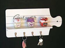 Plache de clé dépôt 21254 Boite à clés Panneau d'affichage 40 cm range-clés