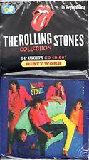 Rolling Stones Collections Mondadori Cd Digipack Blisterato Dirty Work