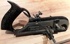 New ListingVtg Stanley No.78 Rabbet Plane Woodworking Tool w/Sweetheart Blade&Fence