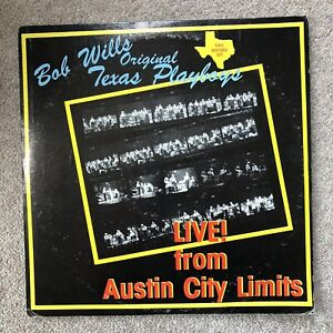 Bob Wills Original Texas Playboys - Live from Austin City Limits - Vinyl