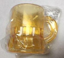 New listing Craft Mini Gold Beer Tankards, 8 pcs
