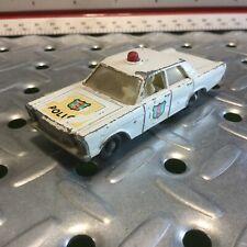 1960s Matchbox #55 1959 Ford Galaxie