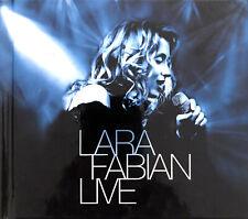 Lara Fabian 2xCD Lara Fabian Live - Digibook - France (VG+/VG)