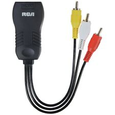 RCA DHCOME HDMI to Composite Video Adapter