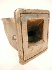 SEEBURG  Q100 / Q160 JUKEBOX part:  COIN RETURN SLOT & TWO BOLTS