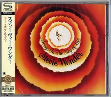 STEVIE WONDER-SONGS IN THE KEY OF LIFE-JAPAN 2 SHM-CD F00