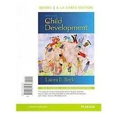 Child Development Ninth Edition Books a la Carte Edition Laura E.Berk 0205854354