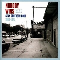 Various Artists : Nobody Wins: Stax Southern Soul 1968-197 CD