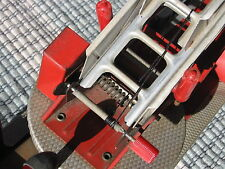 String Cord Rigging Instructions, Doepke, Fire Truck  Aerial Ladder,  Model Toys