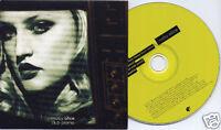 MOBY Alice Club Promo 2008 UK 5-trk promo CD