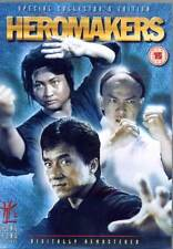 HEROMAKERS - Jackie Chan - Martial Arts - R2 DVD - NEW