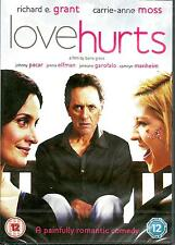 LOVE HURTS - A PAINFULLY ROMANTIC COMEDY - BRAND  NEW DVD - FREE UK POST