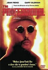 Léon the Professional (DVD, 1998)