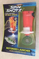 Hot Wheels Spin shotz Handheld Spinner Mattel Ages 5+ New Toy Race Track Gift