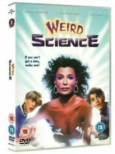WEIRD SCIENCE (1985) Region 4 [DVD] Kelly LeBrock