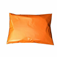 Coloured Mailing Bags Strong Mail Post Self Seal Polythene Plastic 5 Sizes