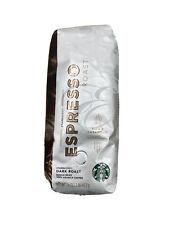 Starbucks Espresso Dark Roast Whole Bean 100% Arabica Coffee