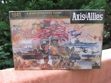 Axis & Allies 1941 A Military Strategy Game 2012~New & Factory Sealed!