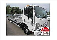 Right-hand drive Commercial Recovery Vehicles