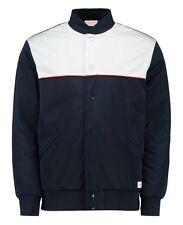 Mens Large Mitchell & Ness CHELSEA FC Varsity Jacket Top Football Tracksuit AM o