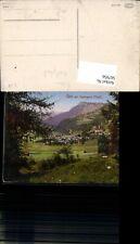 567956,Oetz Ötz m. Tschirgant pub Robert Warger 341/1912