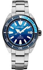 NEW Seiko SRPC93 Prospex Samurai Save The Ocean Samurai Automatic Dive Watch
