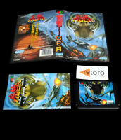 TIGER HELI Sega MEGADRIVE MD Mega Drive Genesis Japones JAP