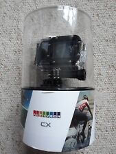 """ACTIVEON CX HD Action Camera 2"""" Camcorder Full HD 1080p - Untested Spare Repair"""