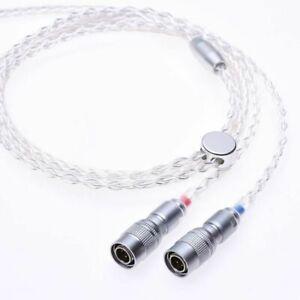 Headphone Upgrade Cable for Dan Clark Audio Mr Speakers Ether Alpha Dog Prime