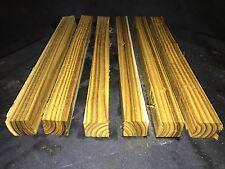 6 Pc Staghorn Sumac creative - pen  Blanks Very Nice Color! 1 x 1 x 12