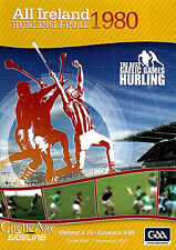1980 GAA All Ireland Hurling Final:  Galway v Limerick  DVD