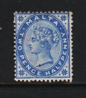 Malta - #11 mint, cat. $ 55.00