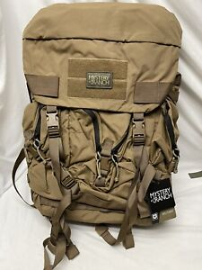 Mystery Ranch Mountain Ruck Sack Bag 5300 cu. NICE Frame Coyote Backpack