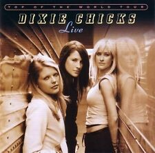 Dixie Chicks - Live Top of The World Tour 2 CD 2003