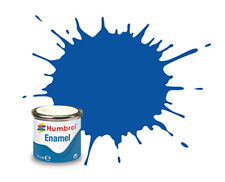 Humbrol French Blue Paint #14 Model Building Costuming Cosplay