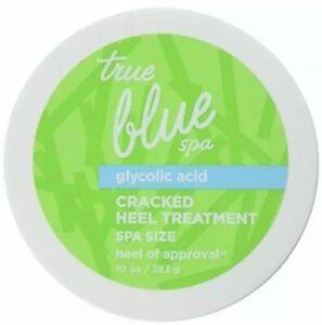 Bath & Body Works True Blue Spa Size Cracked Heel Treatment Spa Glycolic Acid