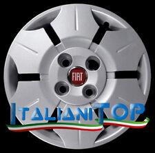 FIAT PANDA COPRICERCHI BORCHIE QUATTRO (4) 1230 LR DAL 2003 DIAMETRO 13 L ROSSO
