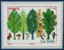 TIMBRE FRANCE AUTOADHESIF 2011 N° 0564 NEUF ** Europa - Les forêts - (4551)