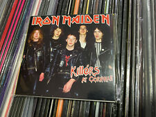 IRON MAIDEN CD KILLERS AT CORNWALL 31/05/1980
