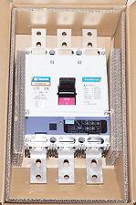 Terasaki Tembreak XH800SE MCCB Circuit Breaker 800A Adj Time/Current