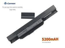 Batería para  ASUS A41-K53 A42-K53 A43 A43B A43E A43S A31-K53 A32-K53 Battery